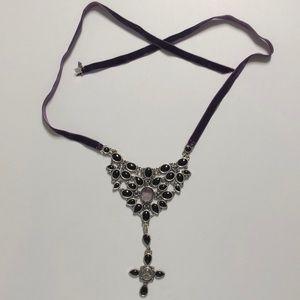Luck Brand statement necklace. Never worn!